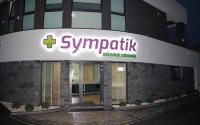 Sympatik Ośrodek Zdrowia będzie nieczynny do odwołania
